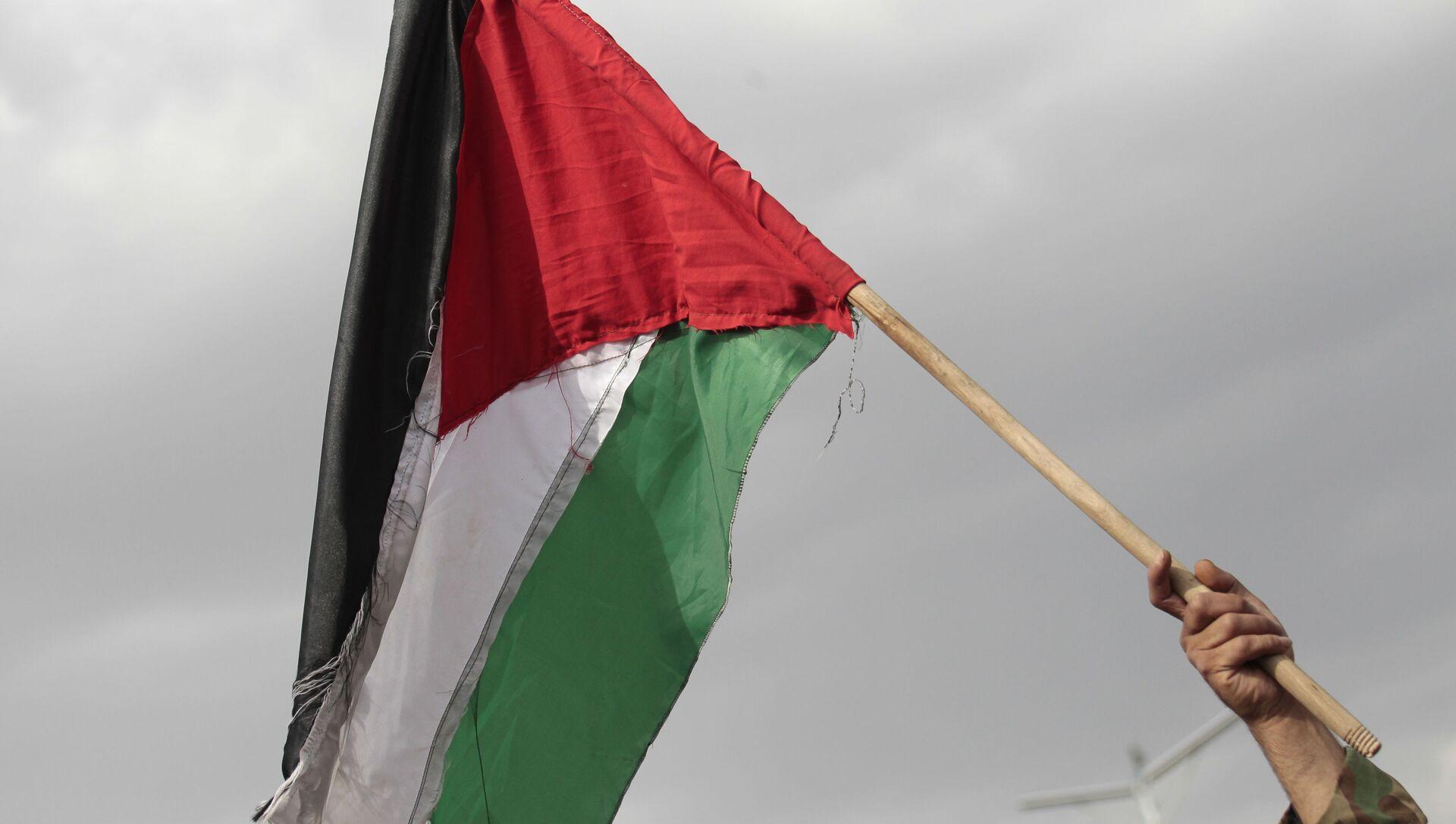 Палестинска застава - Sputnik Србија, 1920, 18.05.2021