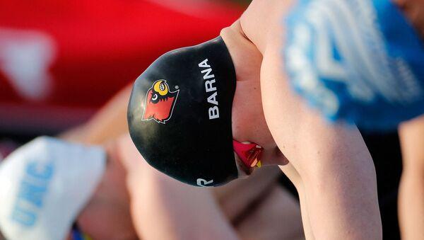 Srpski plivač Andrej Barna - Sputnik Srbija