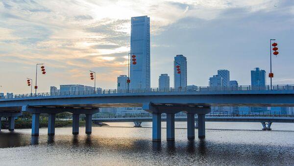 Grad Šenžen u Kini - Sputnik Srbija
