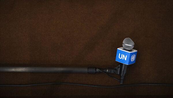 Микрофон УН - Sputnik Србија