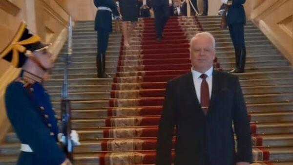 Ambasador Bosne i Hercegovine u Rusiji Željko Samardžija - Sputnik Srbija