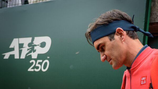 Rodžer Federer na turniru u Ženevi - Sputnik Srbija