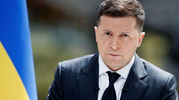 Председник Украјине Владимир Зеленски - Sputnik Србија