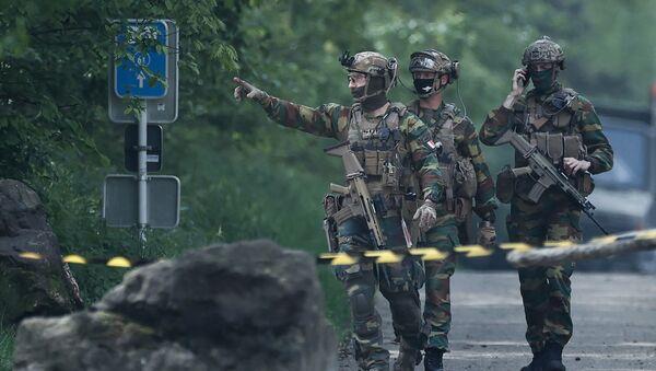 Белгијске снаге безбедности трагају за одбеглим војником - Sputnik Србија
