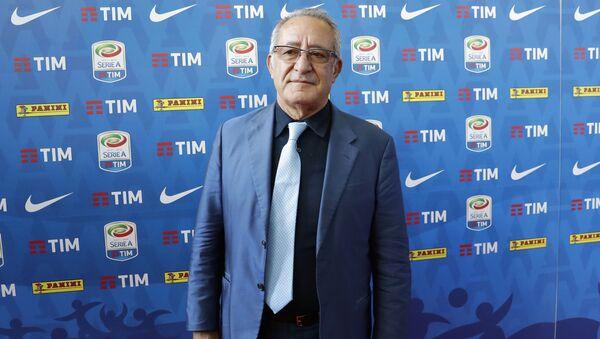 Оресте Вигорито, председник фудбалског клуба Беневенто - Sputnik Србија