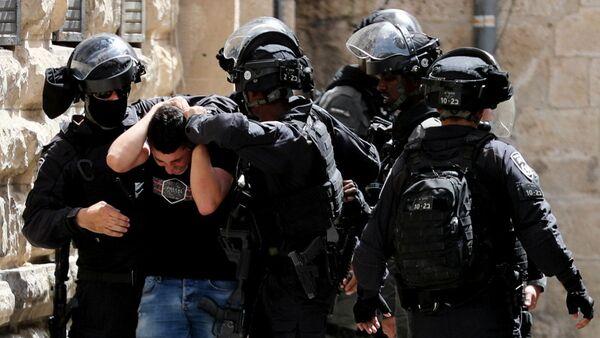 Сукоб израелске полиције и Палестинаца у Јерусалиму - Sputnik Србија
