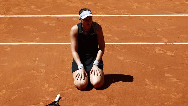 Španska teniserka Paula Badosa Đibert - Sputnik Srbija