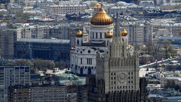 Severna Venecija, sibirska Atina: Kakve sve nadimke imaju ruski gradovi - Sputnik Srbija