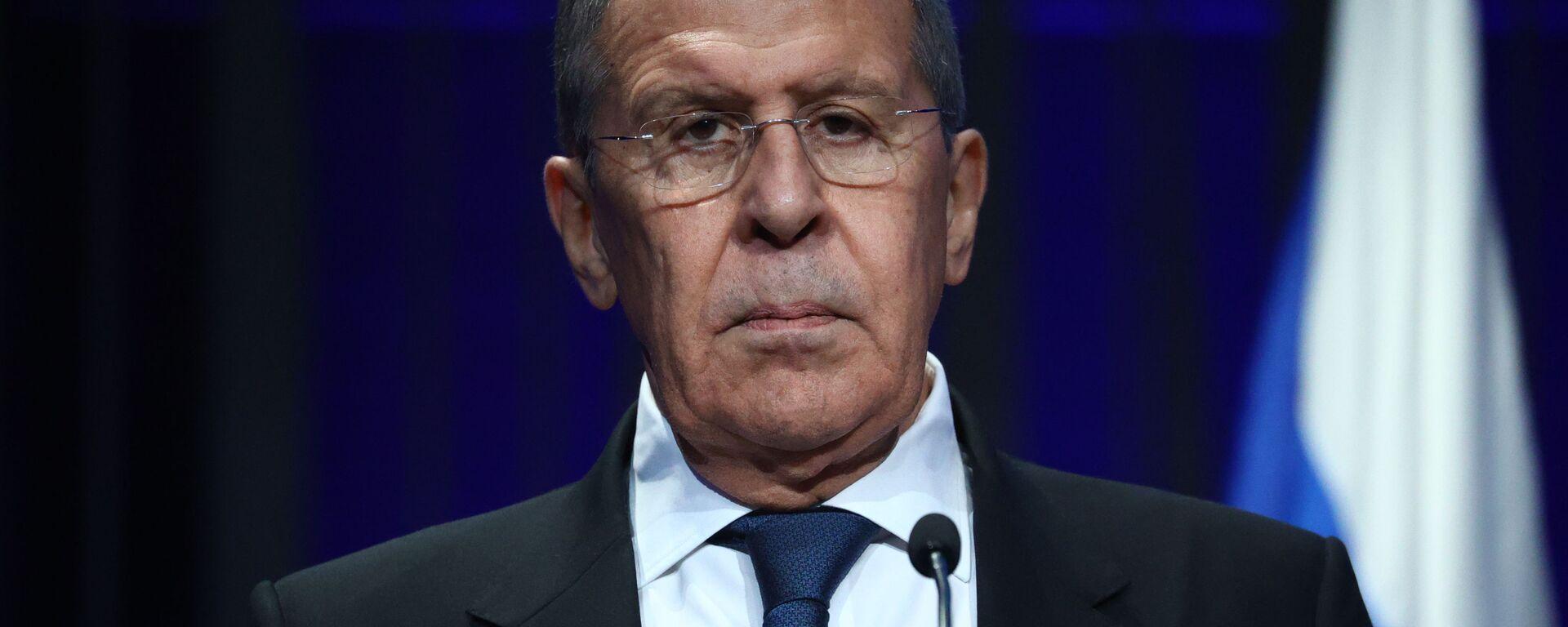 Ministar spoljnih poslova Rusije Sergej Lavrov - Sputnik Srbija, 1920, 01.06.2021
