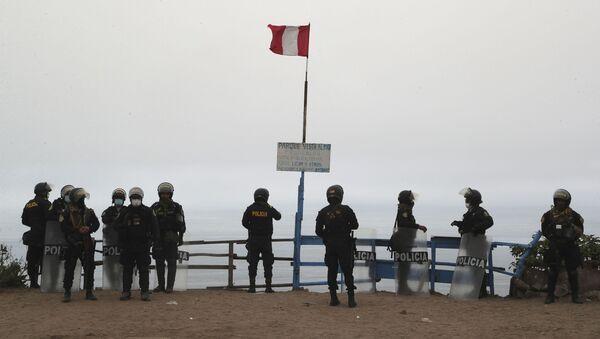 Peruanska policija - Sputnik Srbija
