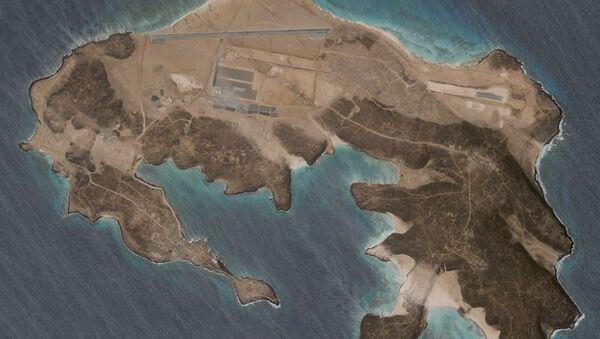 Vazduhoplovna baza na ostrvu Majun - Sputnik Srbija