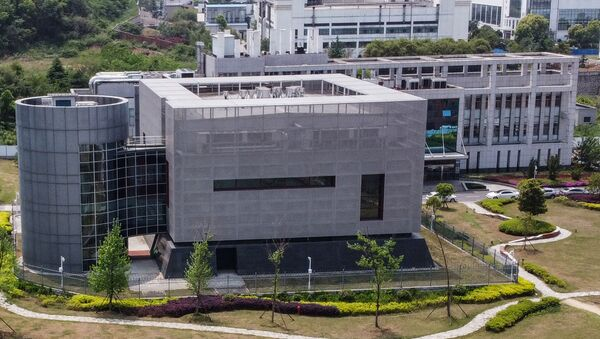Лабораторија П4 Института за вирусологију у Вухану - Sputnik Србија