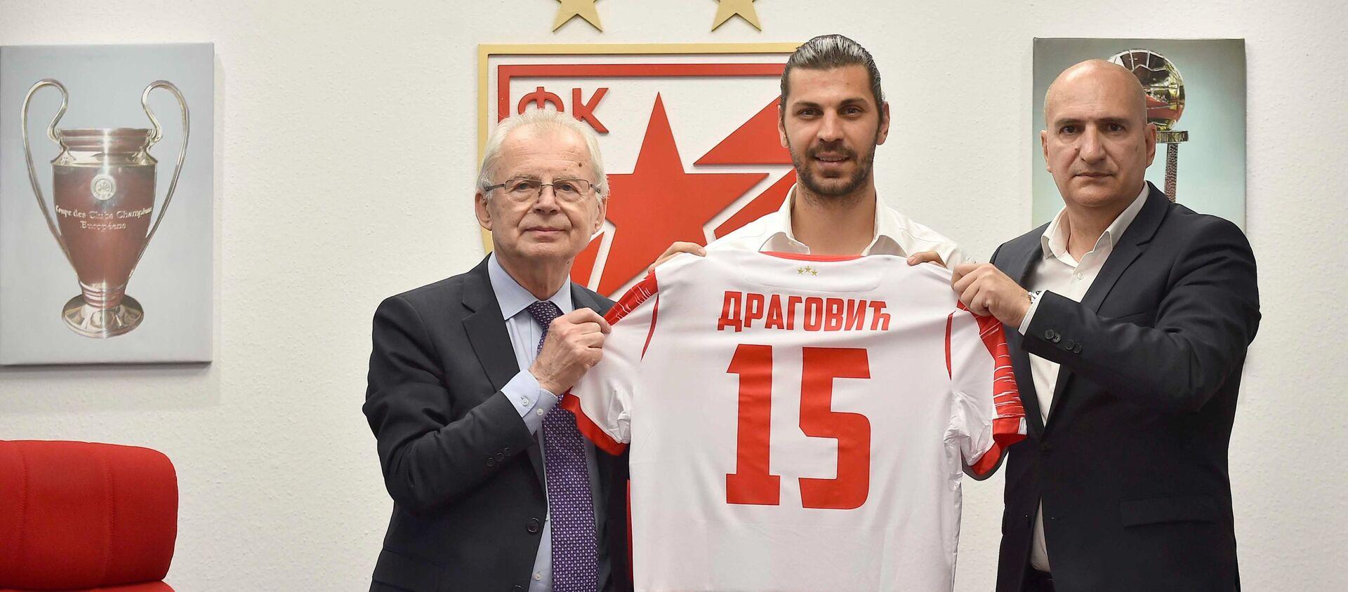 Aleksandar Dragović - Sputnik Srbija, 1920, 26.05.2021