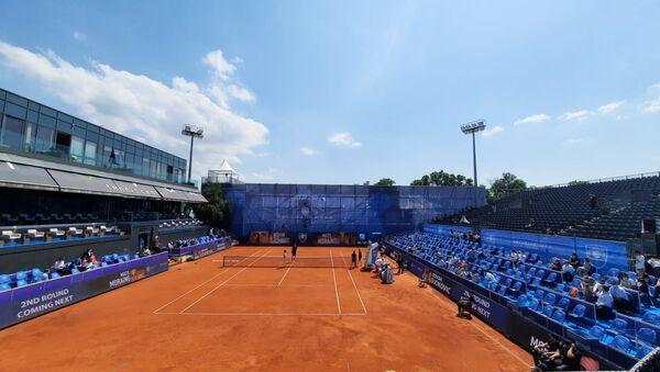 Beograd open, Centralni teren, Dorćol - Sputnik Srbija