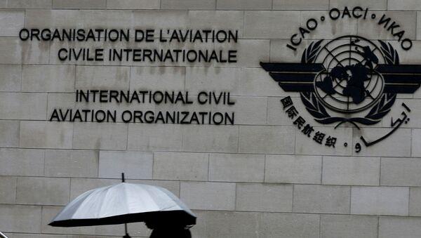 Sedište Međunarodne organizacije za civilno vazduhoplovstvo (IKAO) u Motrealu - Sputnik Srbija