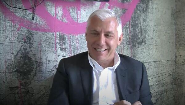 Vladimir Jugović, bivši fudbaler Crvene zvezde - Sputnik Srbija