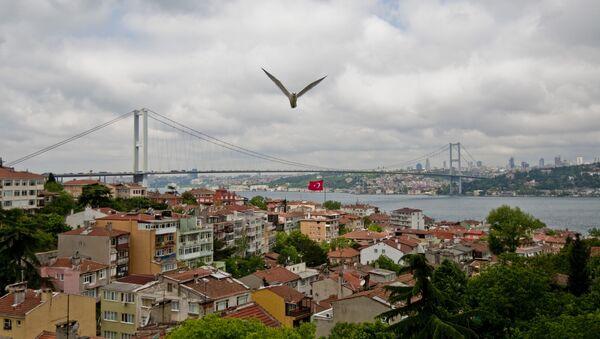Most preko Bosfora u Istanbulu - Sputnik Srbija