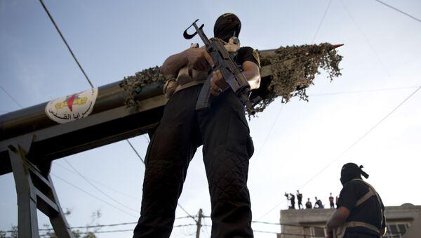 Militantno krilo Islamskog džihada - Sputnik Srbija
