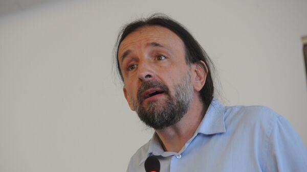 Novi predsednik UNS-a Živojin Rakočević - Sputnik Srbija