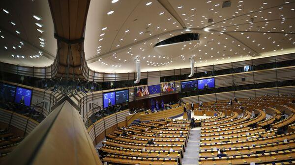 Zasedanje Evropskog parlamenta u Briselu - Sputnik Srbija