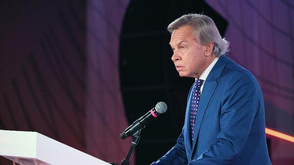Руски сенатор Алексеј Пушков - Sputnik Србија