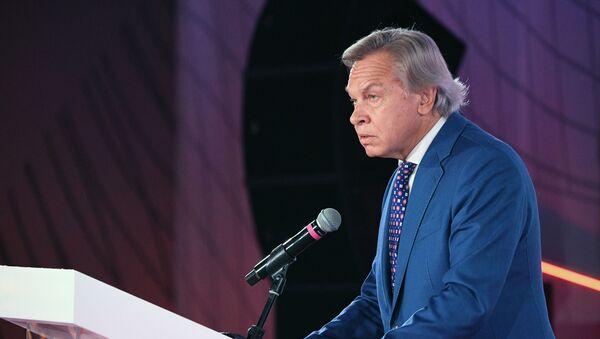 Ruski senator Aleksej Puškov - Sputnik Srbija