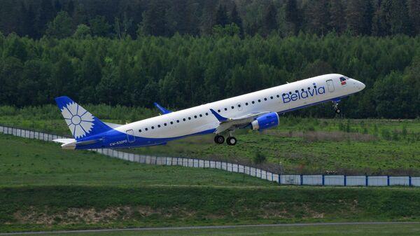 Avion beloruske kompanije Belavia - Sputnik Srbija