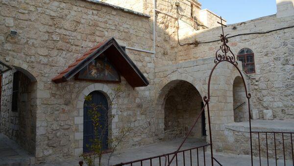 Manastir Svetih Arhangela u Jerusalimu - Sputnik Srbija