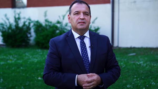 Вили Беруш, хрватски министар здравља - Sputnik Србија