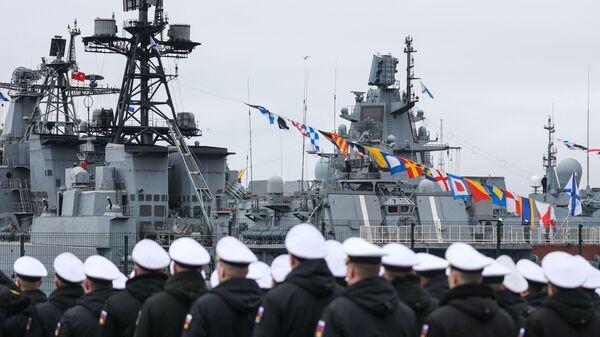 Dan Severne flote ruske Ratne mornarice - Sputnik Srbija