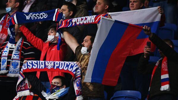 Rusija, navijači - Sputnik Srbija