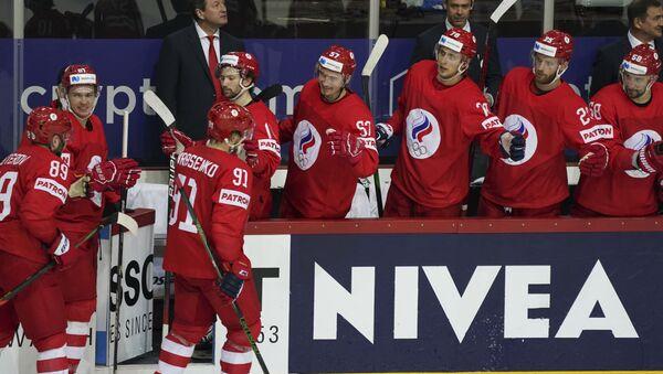 Hokejaši Rusije - Sputnik Srbija