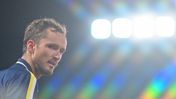 Данил Медведев, руски тенисер - Sputnik Србија