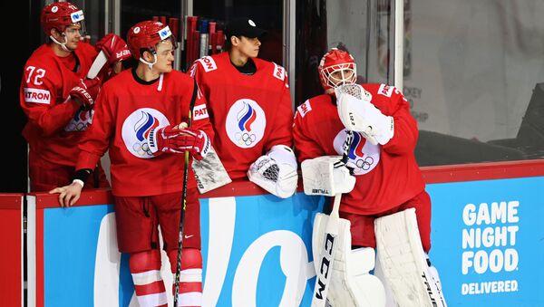Hokejaška reprezentacija Rusije - Sputnik Srbija