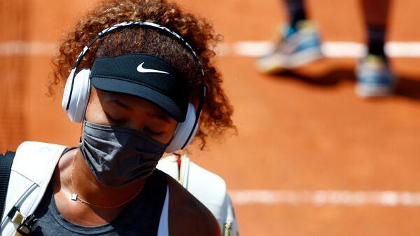 Јапанска тенисерка Наоми Осака - Sputnik Србија