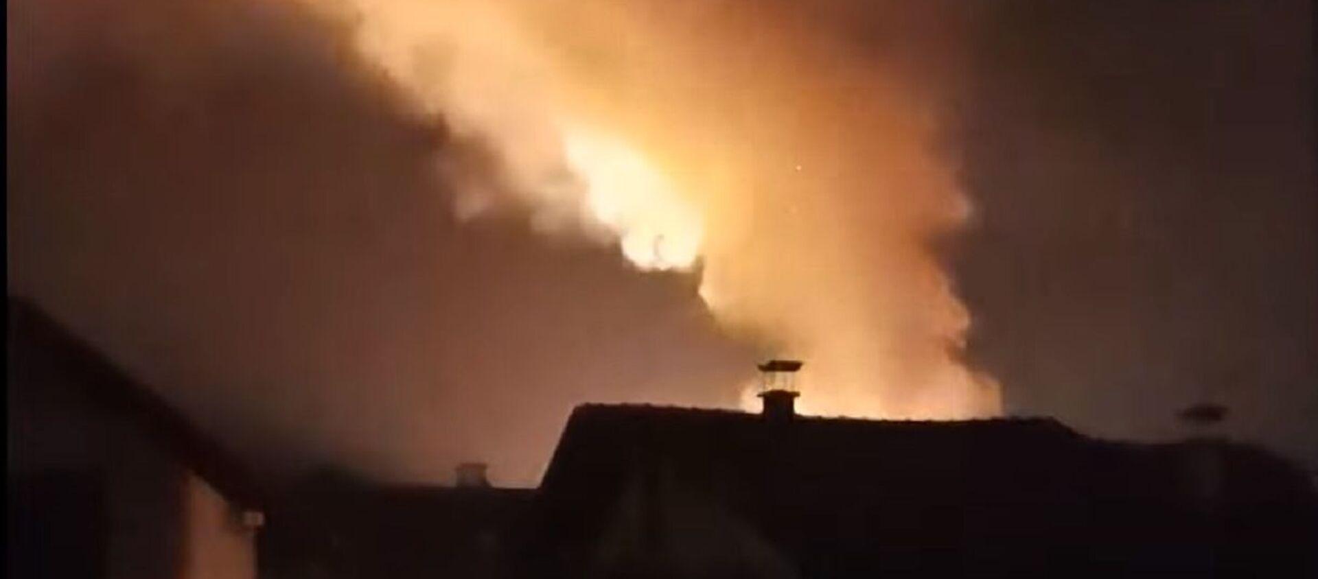 Експлозија у фабрици Слобода у Чачку - Sputnik Србија, 1920