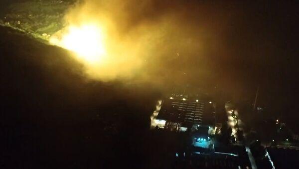 Експлозија у фабрици Слобода у Чачку - Sputnik Србија