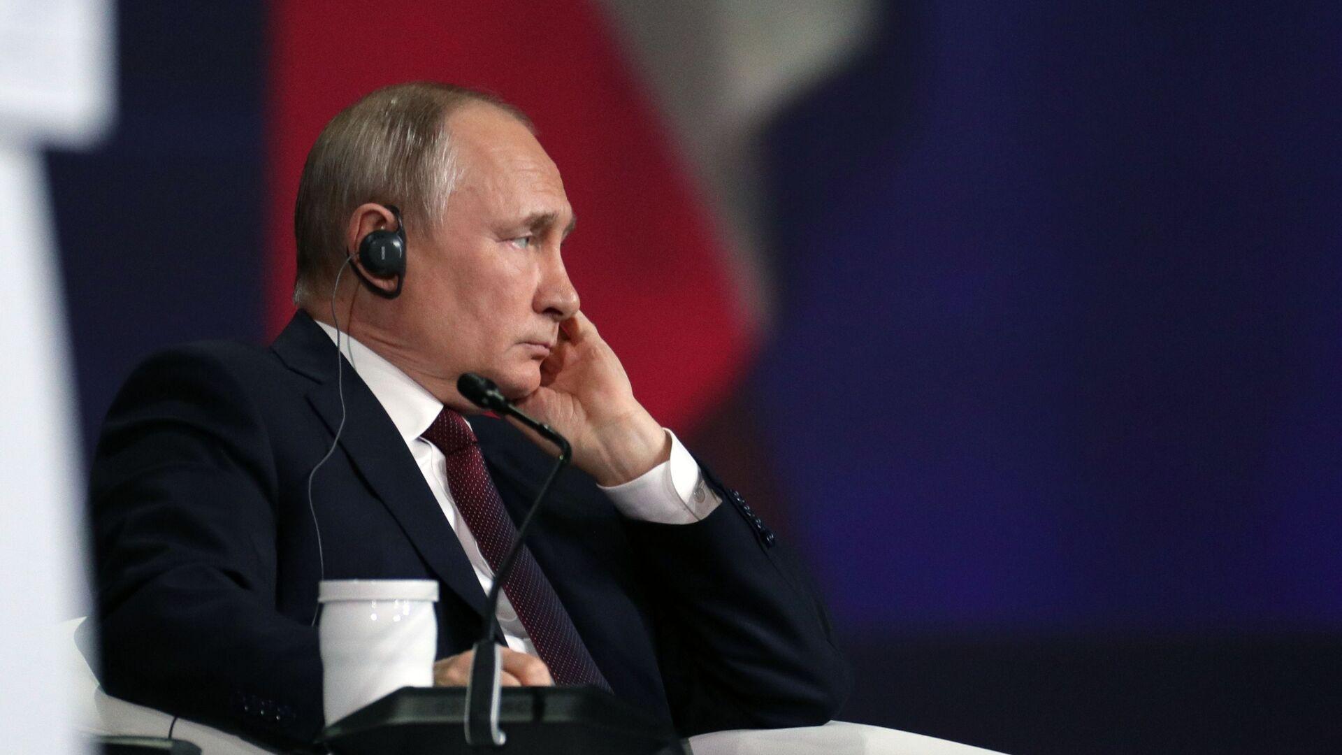 Руски председник Владимир Путин - Sputnik Србија, 1920, 05.06.2021