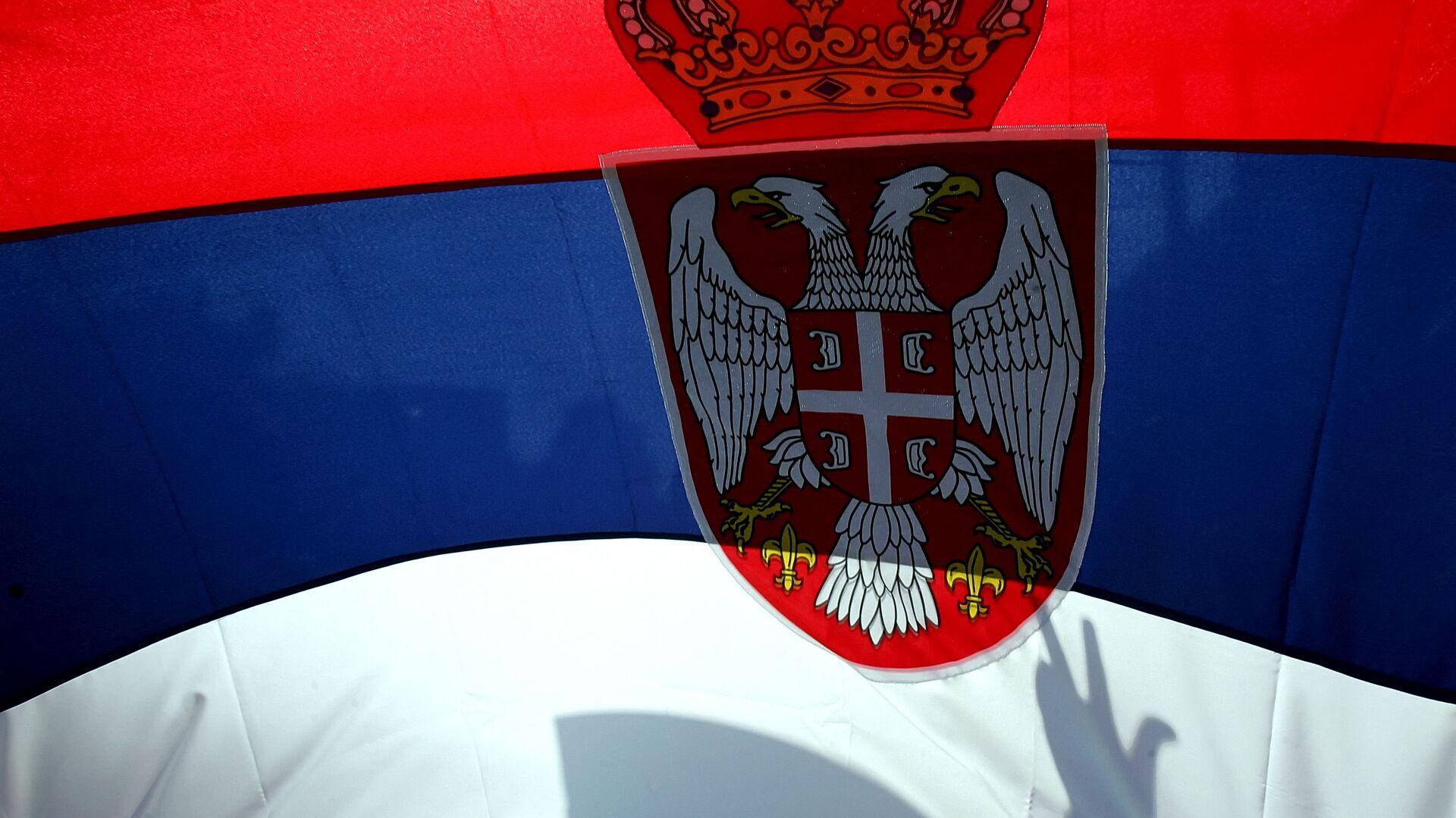 Застава Србије - Sputnik Србија, 1920, 06.07.2021