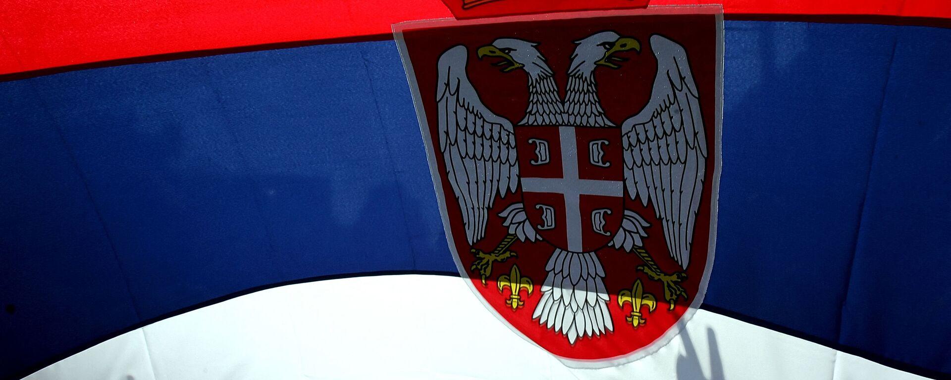 Застава Србије - Sputnik Србија, 1920, 06.06.2021