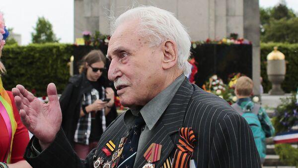 David Dušman, poslednji živi oslobodilac Aušvica - Sputnik Srbija