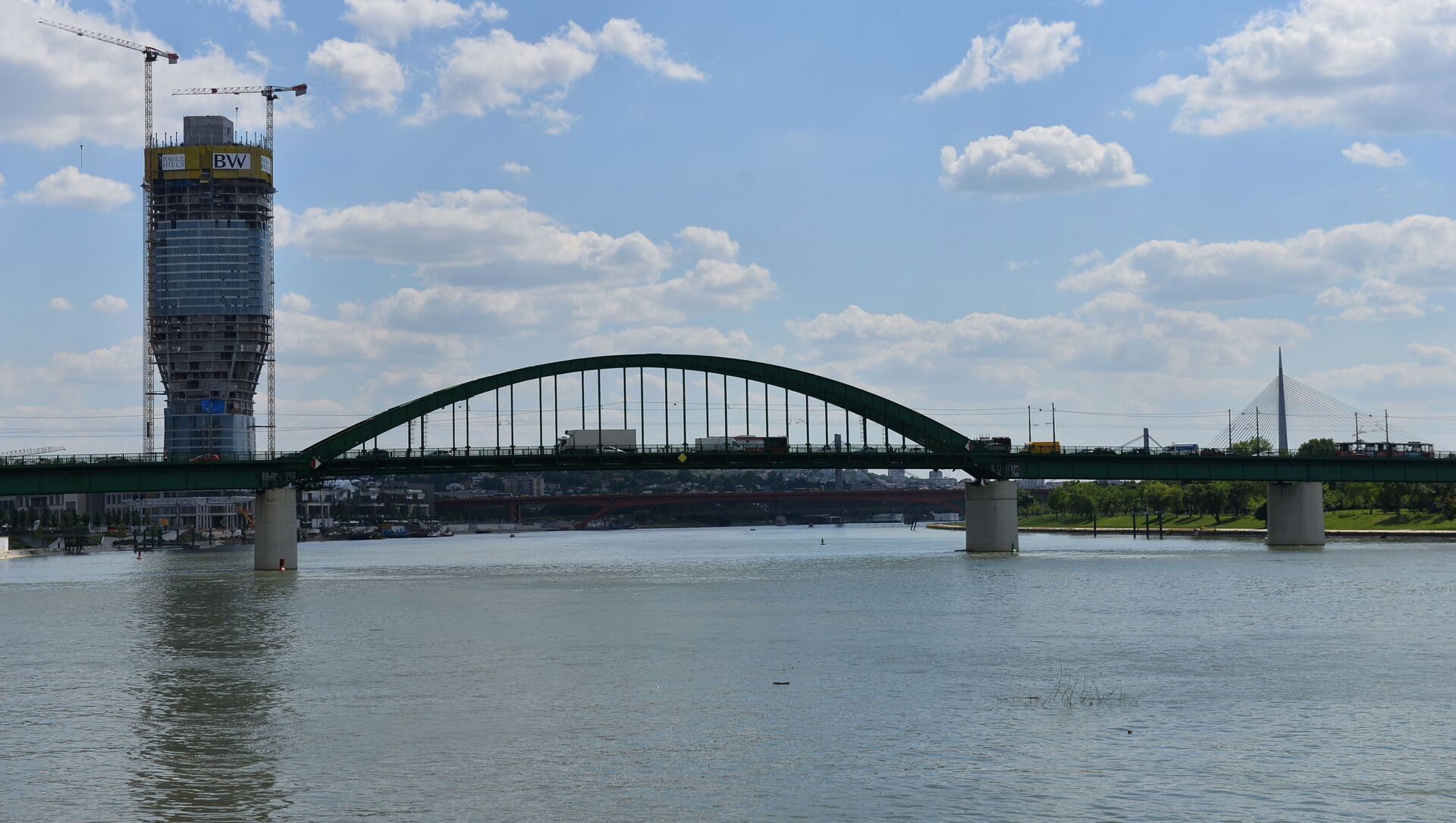 Савски мост  - Sputnik Србија, 1920, 10.07.2021