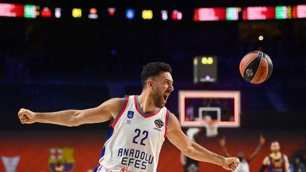 Vasilije Micić, srpski košarkaš - Sputnik Srbija
