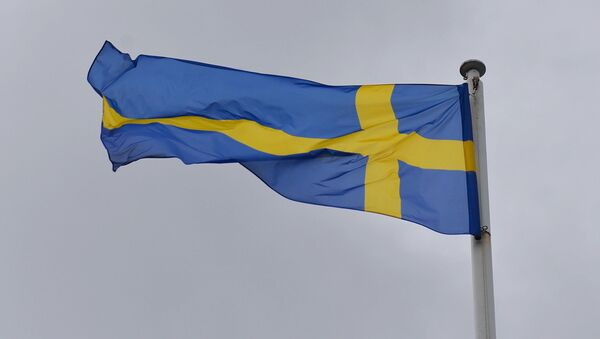 Застава Шведске - Sputnik Србија