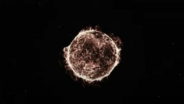 Експлозија у свемиру - Sputnik Србија
