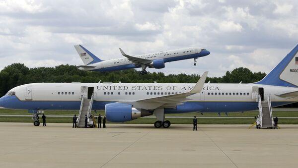Američki predsednički avion - Sputnik Srbija