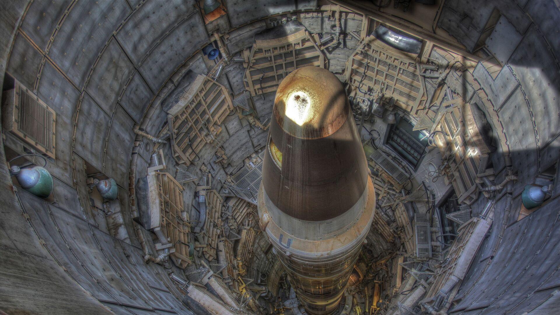 Nuklearni silos - Sputnik Srbija, 1920, 09.06.2021