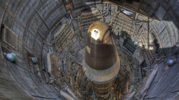 Nuklearni silos - Sputnik Srbija