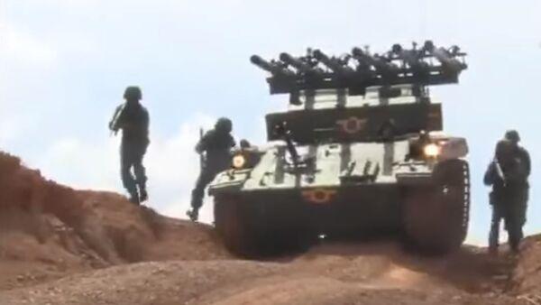 Венецуелански тенк са шест топова - Sputnik Србија