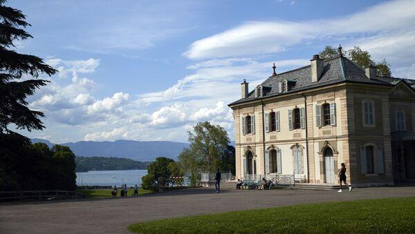 Вила ла Гранж на Леманском језеру у Женеви - Sputnik Србија